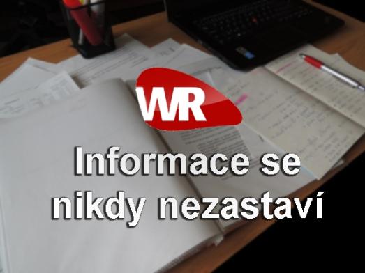 Informace se nikdy nezastaví