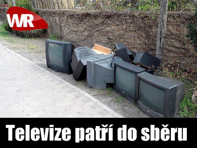 Vyhoďte svou televizi!